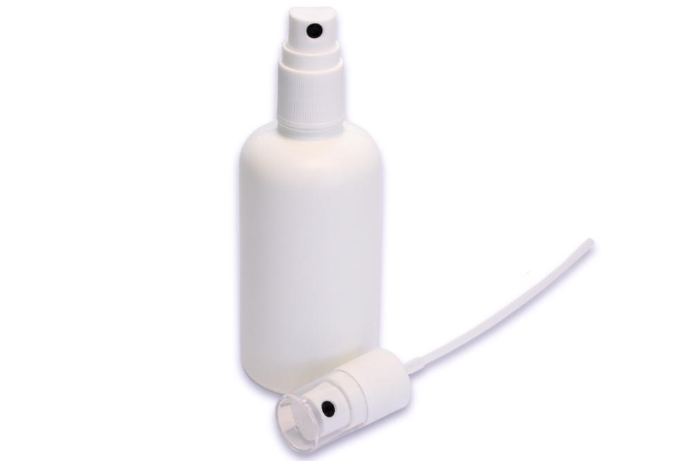 Sprühkopfflasche für Aktivator